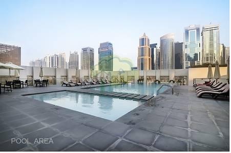 1 Bedroom Apartment for Rent in Dubai Marina, Dubai - Superb Furnished One Bed In West Avenue. Dubai Marina