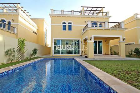 4 Bedroom Villa for Sale in Jumeirah Park, Dubai - Park Facing Nova with Swimming Pool  4BR