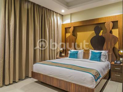 2 Bedroom Flat for Rent in Al Barsha, Dubai - Luxurious Fully Furnished  2 BR for Executive near MOE