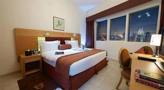 2 Bedroom Flat for Rent in Dubai Marina, Dubai - Luxury Furnished 2BR in Tamani Hotel Marina!