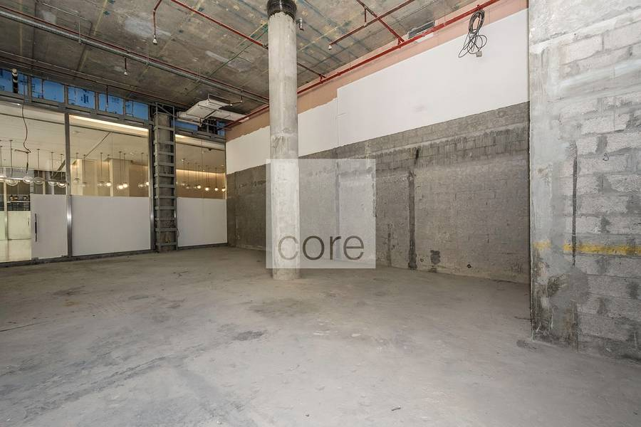 2 Retail Unit I Shell And Core I Low floor