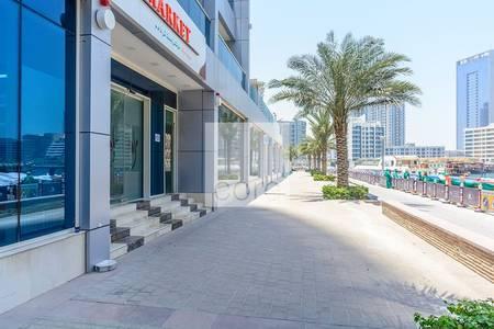 Shop for Sale in Dubai Marina, Dubai - Spacious shell and core retaili n  Orra