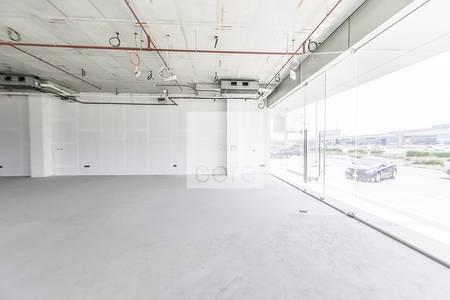 Shop for Rent in Sheikh Zayed Road, Dubai - Shell and core retail available |Eiffel 1