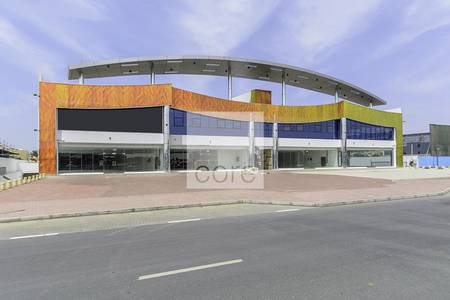 Shop for Rent in Sheikh Zayed Road, Dubai - Full floor retail for rent in Indigo Sky