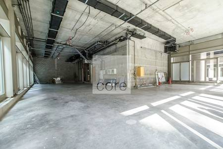 Shop for Rent in World Trade Centre, Dubai - Vacant shell and core retail  One Centra