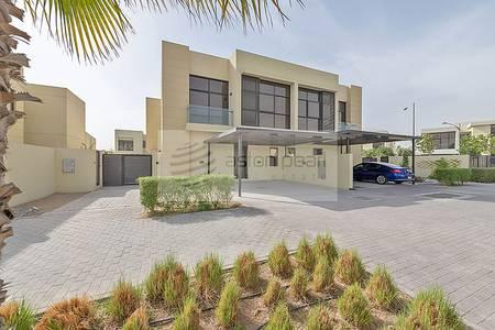 4 Bedroom Villa for Sale in DAMAC Hills (Akoya by DAMAC), Dubai - Single Row | 4 BR+Maid's | Semi Detached