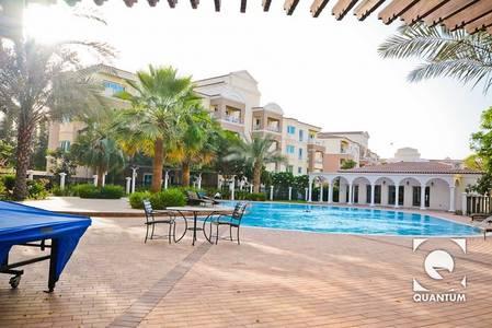 1 Bedroom Flat for Rent in Green Community, Dubai - Corner Unit   Mid Floor   Garden Views