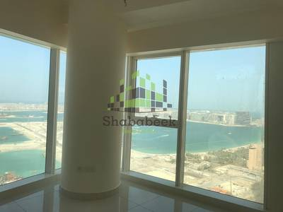 2 Bedroom Flat for Rent in Dubai Marina, Dubai - 2BHK Full Sea View apartment at Damac Heights