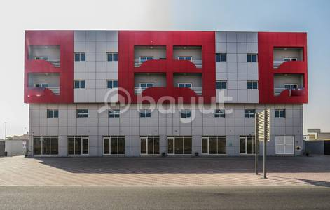 Shop for Rent in Emirates Modern Industrial Area, Umm Al Quwain - Main Building