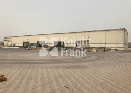 Warehouse for Sale in Jebel Ali, Dubai - Prominent distribution facility | close to Gate 4 in JAFZA