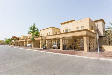 2 Bedroom Villa for Sale in The Springs, Dubai - Vacant | Type 4M | Back to Back - Springs