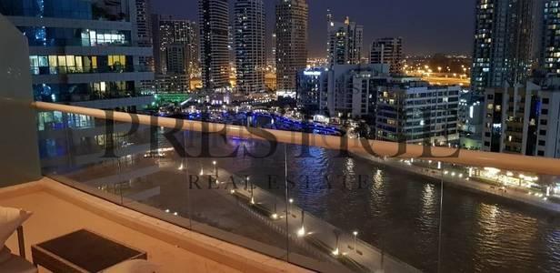 2 Bedroom Apartment for Rent in Dubai Marina, Dubai - Dorra Bay | Full Marina View | 2 Bedroom