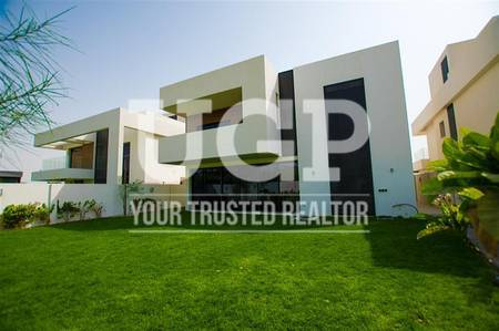 5 Bedroom Villa for Sale in Yas Island, Abu Dhabi - Invest now! Corner Villa w/ Relaxing View
