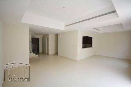 3 Bedroom Villa for Rent in Reem, Dubai - Upgraded garden