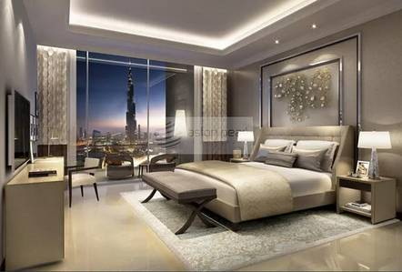 2 Bedroom Flat for Sale in Downtown Dubai, Dubai - Below OP