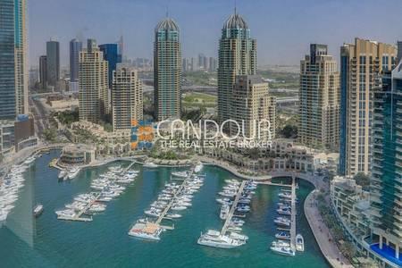 2 Bedroom Flat for Rent in Dubai Marina, Dubai - On High Floor | 2 Bedroom | Marina Views