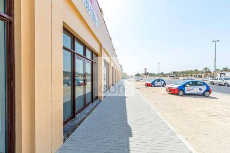Shop for Rent in Al Quoz, Dubai - Fitted retail in Intercoil Business Centre