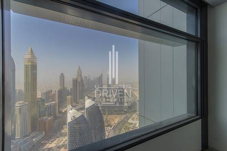 2 Bedroom Flat for Sale in DIFC, Dubai - Spacious and Bright 2BR w/ Two Balconies