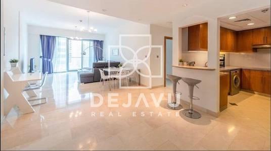 2 Bedroom Apartment for Rent in Dubai Marina, Dubai - Fully Furnished I 2Beds I High Floor