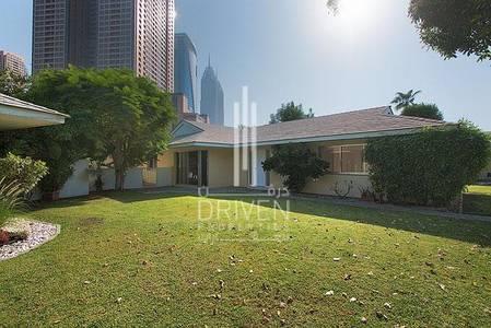 3 Bedroom Villa for Rent in Al Sufouh, Dubai - Gated Community Villa-Communal Clubhouse