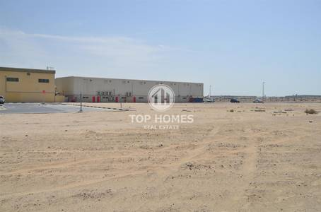 Plot for Sale in Nad Al Hamar, Dubai - Exclusive | Industrial Plot | Free Hold All Nationalities