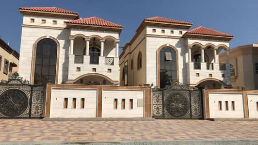 Villa for sale 100% free ownership of Ajman from the developer directly and without any annual fees