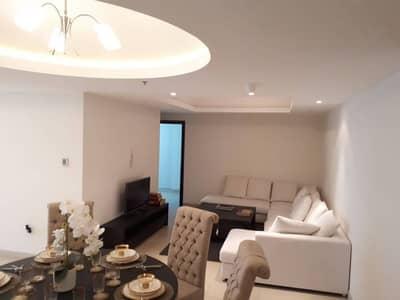 2 BEDS / 4 BATH Apartment in Qasba (Sharjah) with Sea View and Qasba Lake View