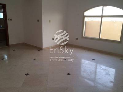 3 Bedroom Villa for Rent in Khalifa City A, Abu Dhabi - Large 3 Bedroom Villa with a Private Parking !