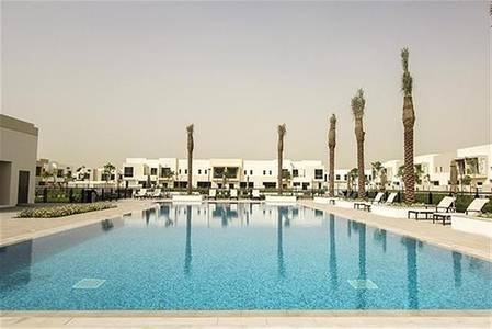 3 Bedroom Villa for Rent in Town Square, Dubai - CLOSE TO SWIMMING POOL | HAYAT 3 BR |95K 1 CHEQUES| LARGEST UNIT.