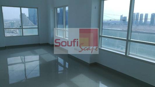 3 Bedroom Flat for Sale in Al Reem Island, Abu Dhabi - Spacious Sea View Bright Apartment with Balcony For Sale.