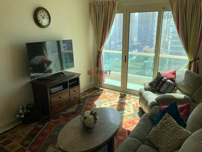 1 Bedroom Apartment for Rent in Dubai Marina, Dubai - Fully Furnished 1 BED | 95K | Chiller Free