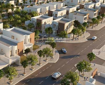 2 Bedroom Townhouse for Sale in Al Tai, Sharjah - Two bedroom Townhouse - Nasma Residence