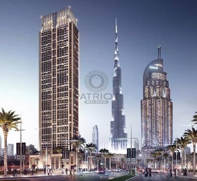 1 Bedroom Flat for Sale in Downtown Dubai, Dubai - Burj Khalifa View|Flexible Payment plan|5% Booking