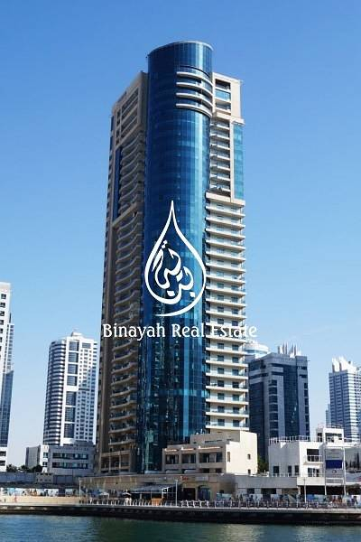 2 Bedroom Flat for Rent in Dubai Marina, Dubai - Vacant | 2BR | Unfurnished | Marina view