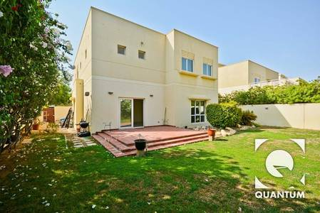4 Bedroom Villa for Sale in The Meadows, Dubai - Immaculate | Landscaped Garden | Type 4