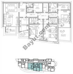 Type 2 3 Bedroom