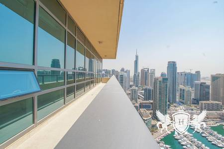 2 Bedroom Apartment for Rent in Dubai Marina, Dubai - Stunning Marina Views | 2BR Free Chiller