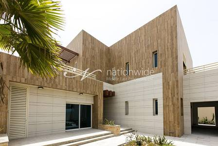 5 Bedroom Villa for Sale in The Marina, Abu Dhabi - Resale Upgraded 5BR in Marina Sunset Bay
