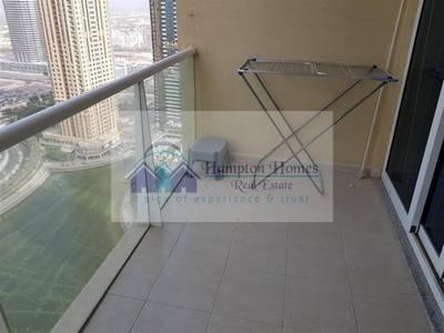 Studio for Rent in Jumeirah Lake Towers (JLT), Dubai - FULL LAKE VIEW STUDIO 42K