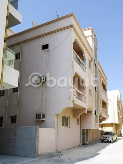 1 Bedroom Apartment for Rent in Al Rumaila, Ajman - One bed room And Hall For Rent with Awide Area In Rumaila - Ajman -
