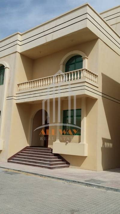 6 Bedroom Villa for Rent in Shakhbout City (Khalifa City B), Abu Dhabi - Very Spacious 6 Bedroom Compound Villa