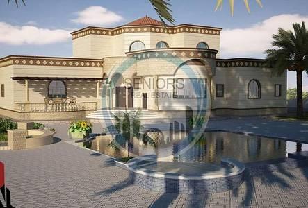 7 Bedroom Villa for Sale in Khalifa City A, Abu Dhabi - For sale Villa in the Khalifa city a new
