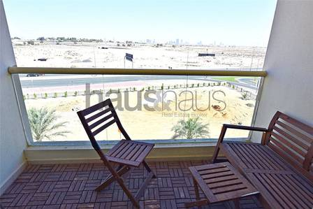 1 Bedroom Apartment for Rent in The Greens, Dubai - Mid-Nov | Racecourse View | Well Maint |