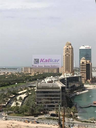 1 Bedroom Flat for Rent in Dubai Marina, Dubai - Hot Deal !! LUXURIOUS 1 Bed Room Apartment for Rent in Dubai Marina Arcade @ 85K