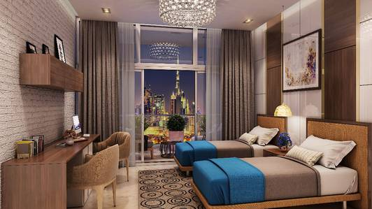 1 Bedroom Flat for Sale in Al Furjan, Dubai - Azizi Shaista | 1 BR Apartment | Near Metro Station | Covered parking