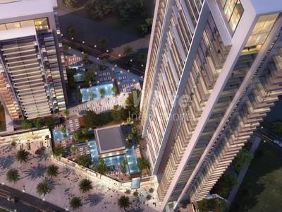 2 Bedroom Flat for Sale in Downtown Dubai, Dubai - Modern Layout 2 BR- High Floor-Burj View