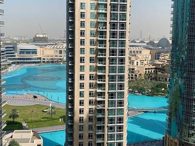 2 Bedroom Flat for Rent in Downtown Dubai, Dubai - New to market - spacious 2Br with fountain view