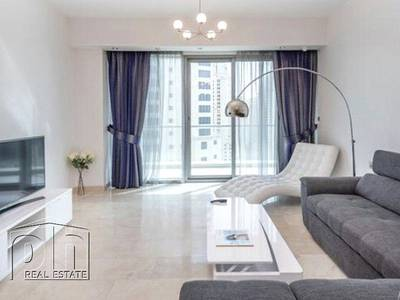 2 Bedroom Apartment for Rent in Dubai Marina, Dubai - Stunning 2 Bed Fully Furnished High Floor