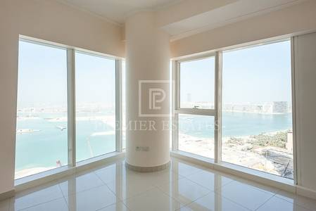 2 Bedroom Apartment for Rent in Dubai Marina, Dubai - Band New 2 Bedroom Apt with Full Sea view