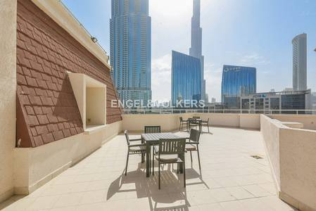 3 Bedroom Flat for Rent in Downtown Dubai, Dubai - The ultimate luxury | Serviced | All inc